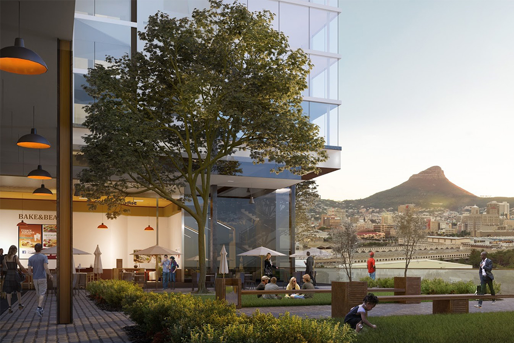 AMDEC GROUP Harbour Arch mixed-use precinct