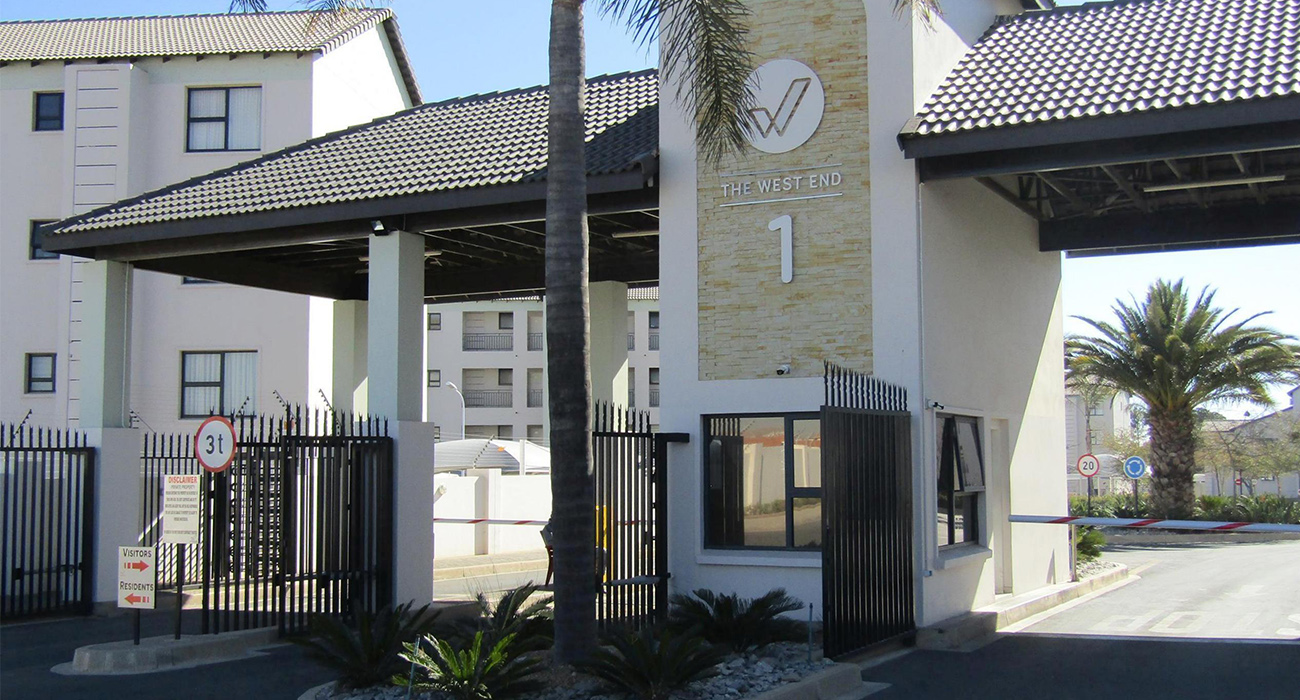 The West End is marketed by Pam Golding Properties Midrand