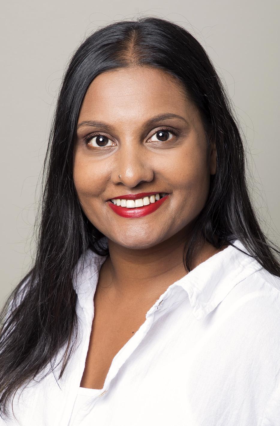 Prieshka Taylor, marketing manager
