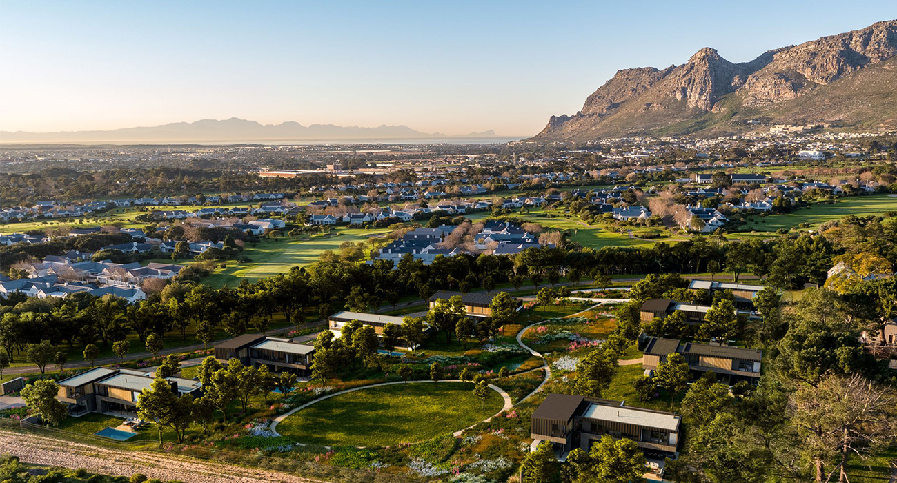 Steenberg Green, a Dogon Properties development planned for Tokai, Cape Town