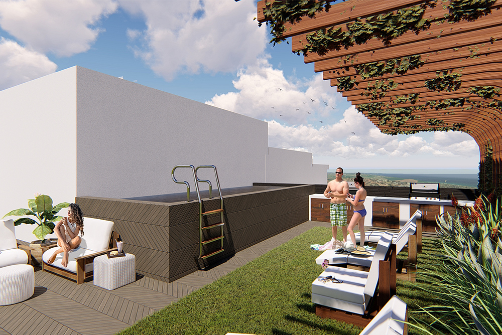 The Onyx in Umhlanga Ridge Boulevard marketed by Pam Golding Properties