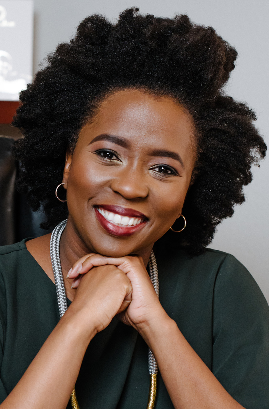 Vuyiswa Mutshekwane, CEO