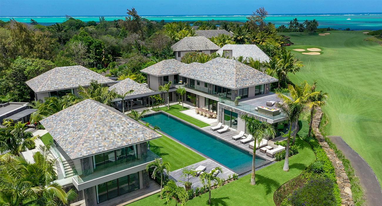 Villa Charlotte at Anahita Mauritius