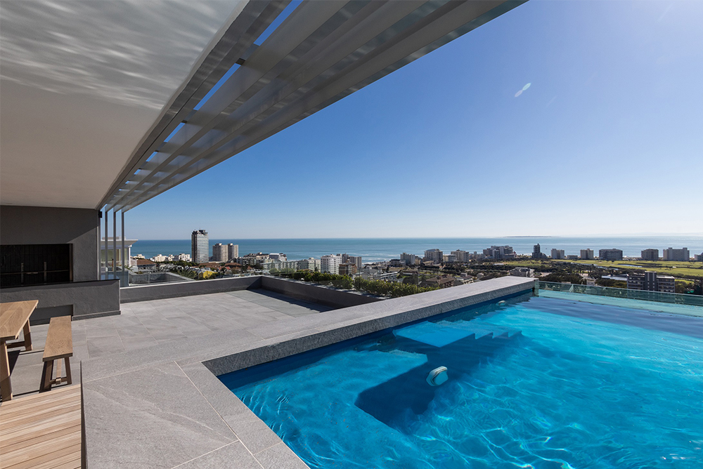 Seeff is marketing this Green Point home at R19.995m
