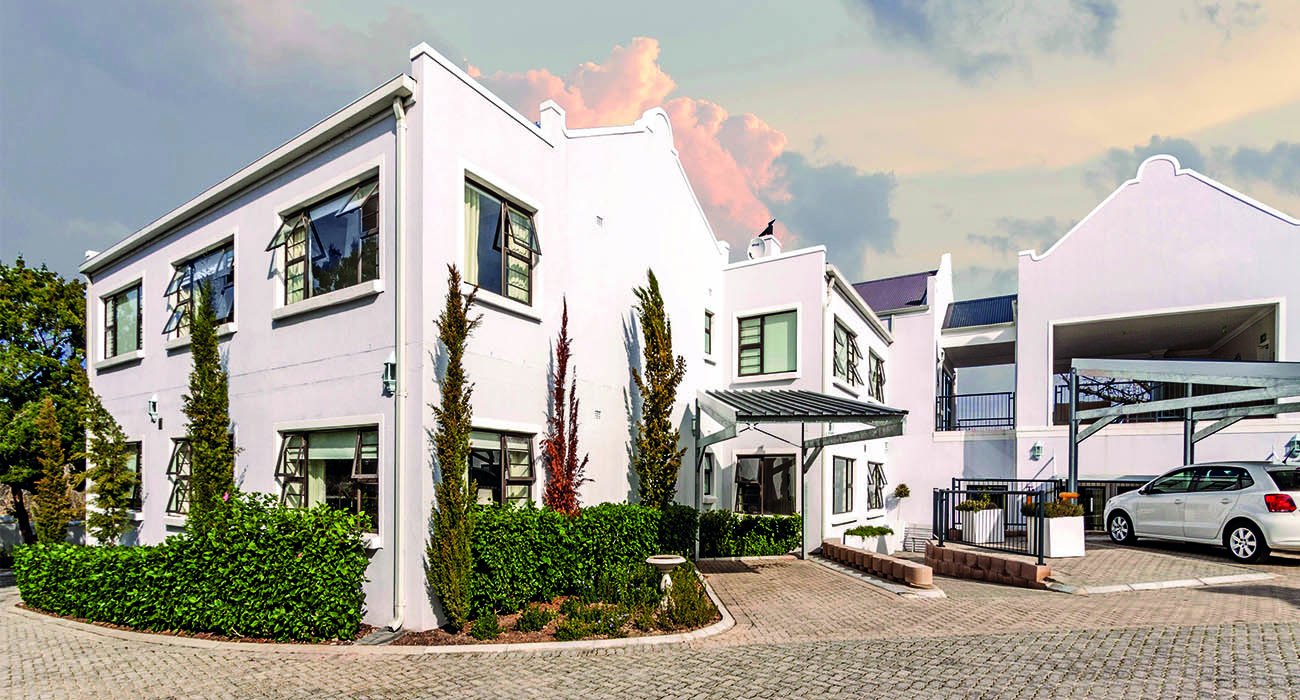 Apartments to let at Zevenwacht Lifestyle Estate in the Cape Winelands