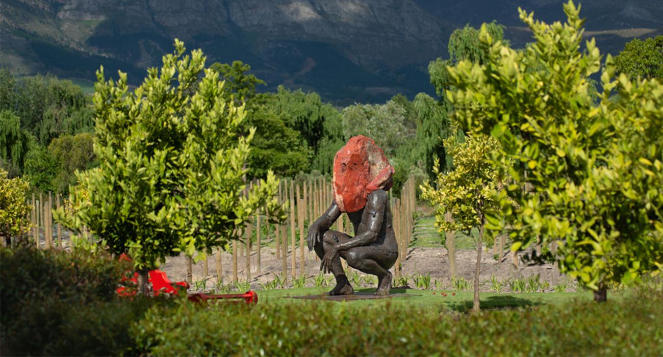 Angus Taylor's Conduit series: Sit (Red Jasper)