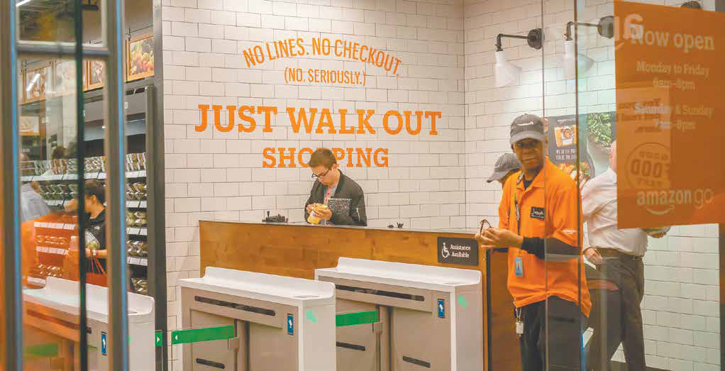 Amazon Go opened its 12th US store in May at Brookfield Place, New York City