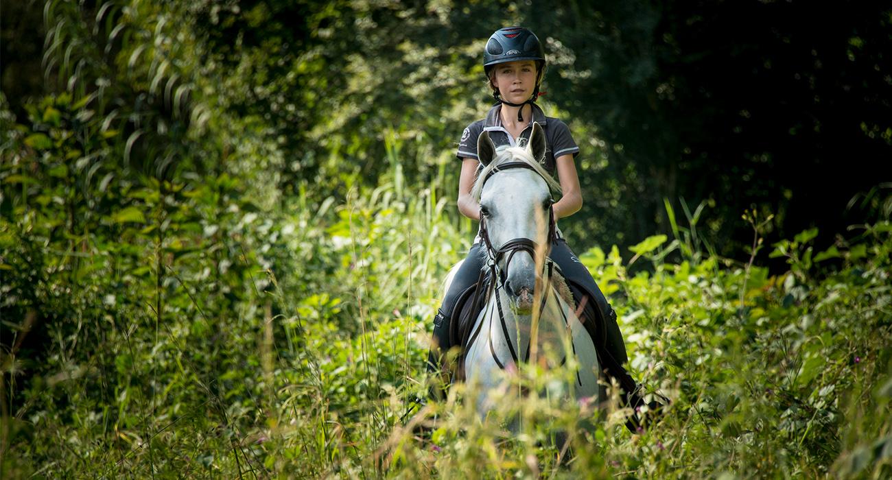 Steyn City Parkland Residence horse ride trail