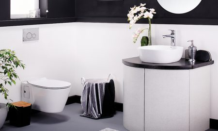 Bathroom: Your safe sanctuary for your personal relaxation zone