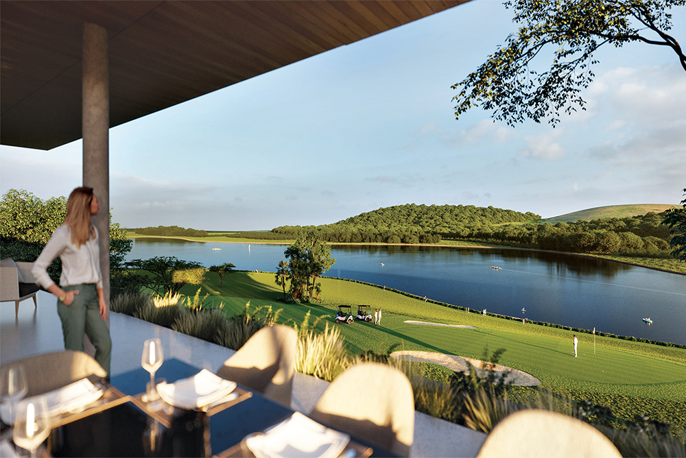 Zimbali Lakes clocks record sales