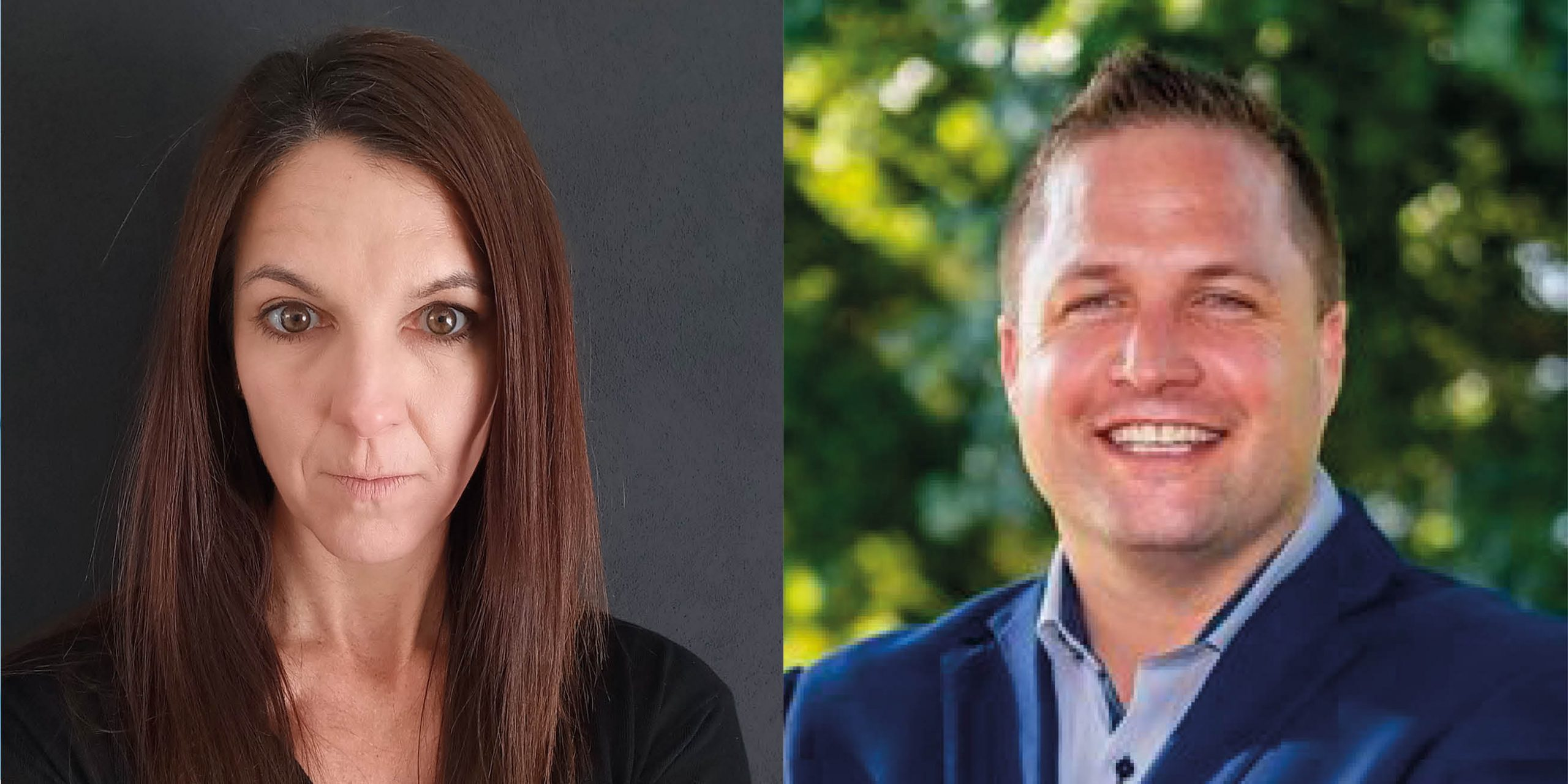 Lisa Hutsebaut, conveyancer for the TSC; Andrew Walker, founder and CEO of the SA Property Investors Network, discuss the importance of having a will for your home