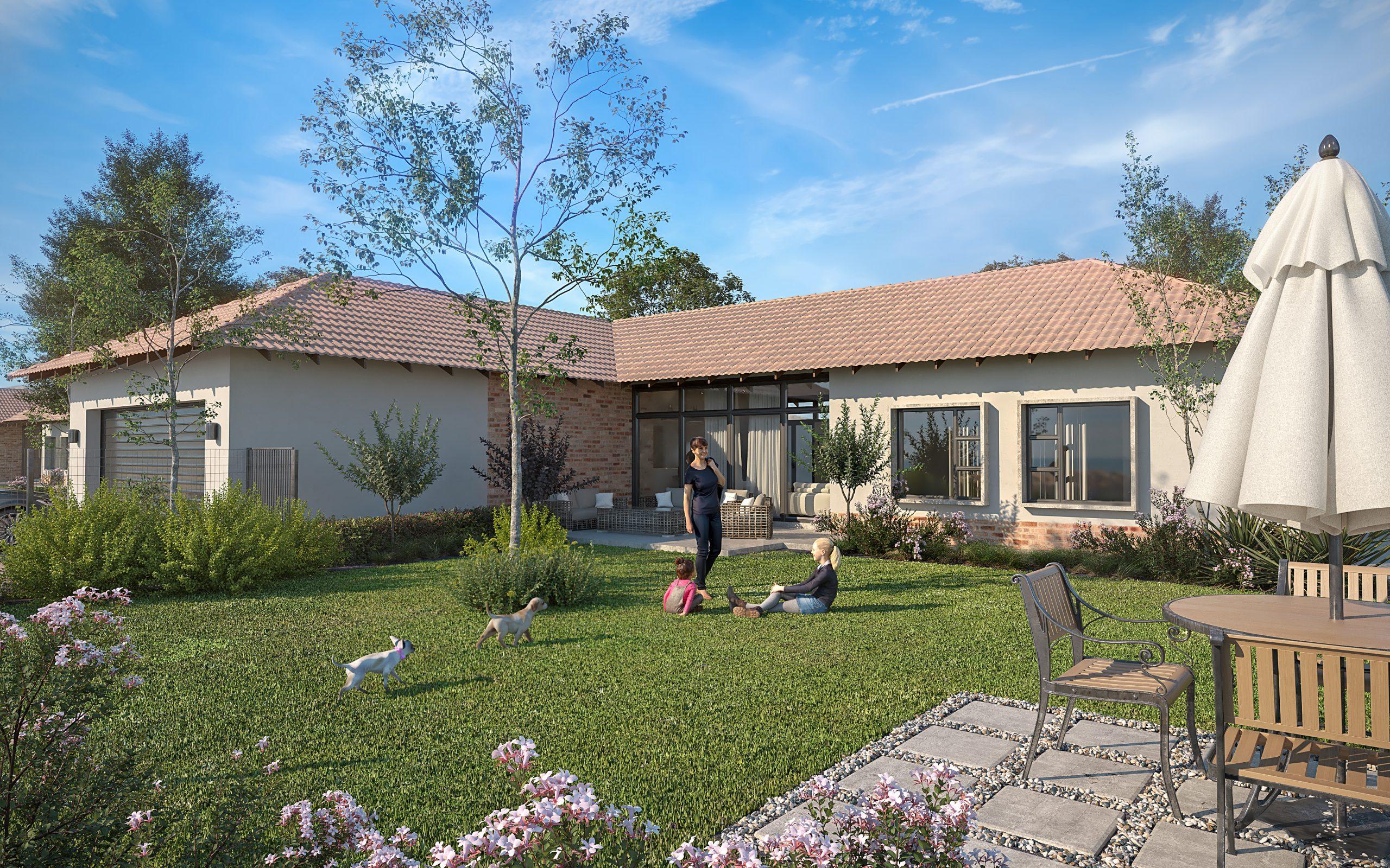 The Retreat Retirement Estate - Freestanding homes