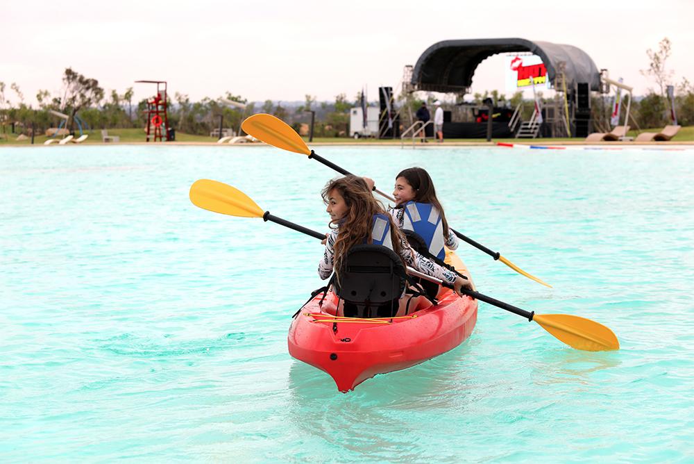 Steyn City launches its lagoon