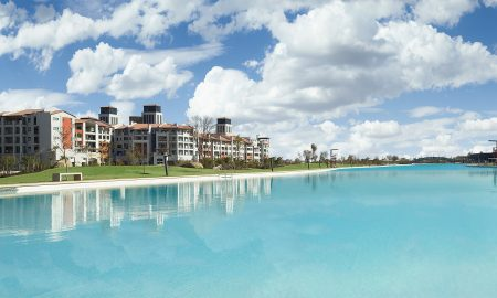 The Steyn City Lagoon celebrates another world class facility