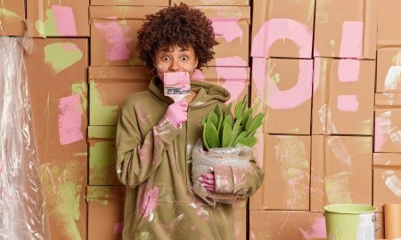 Spring-cleaning: Get high on spring