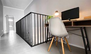 Sandown suburb lifestyle The Finn living room