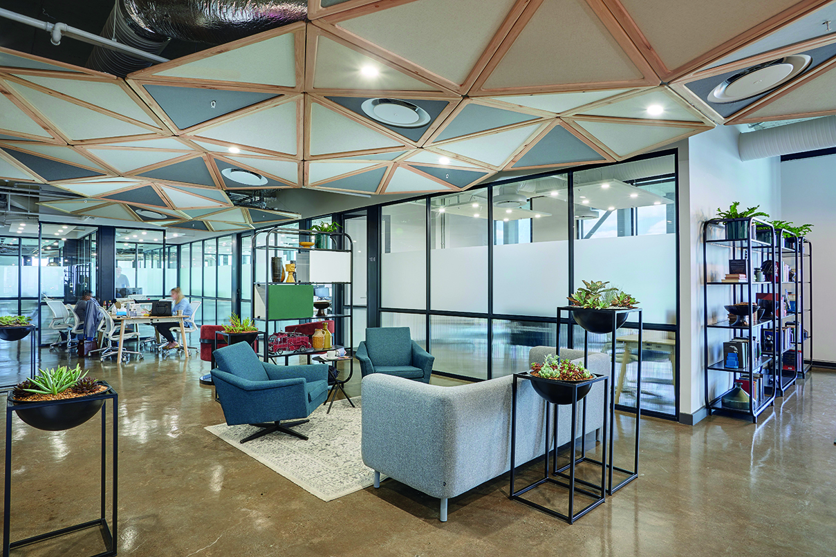 Hybrid workspace: The perfect workspace