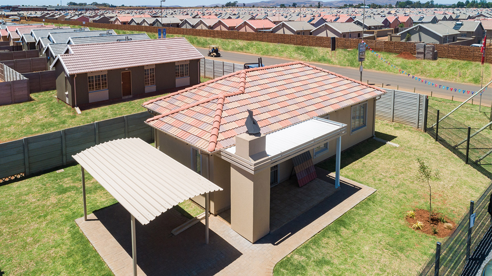 Housing development: The Sky is the limit