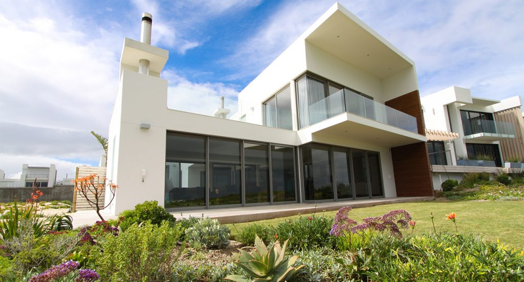 Increased demand for luxury homes